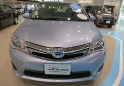 Toyota Corolla Axio  (1)