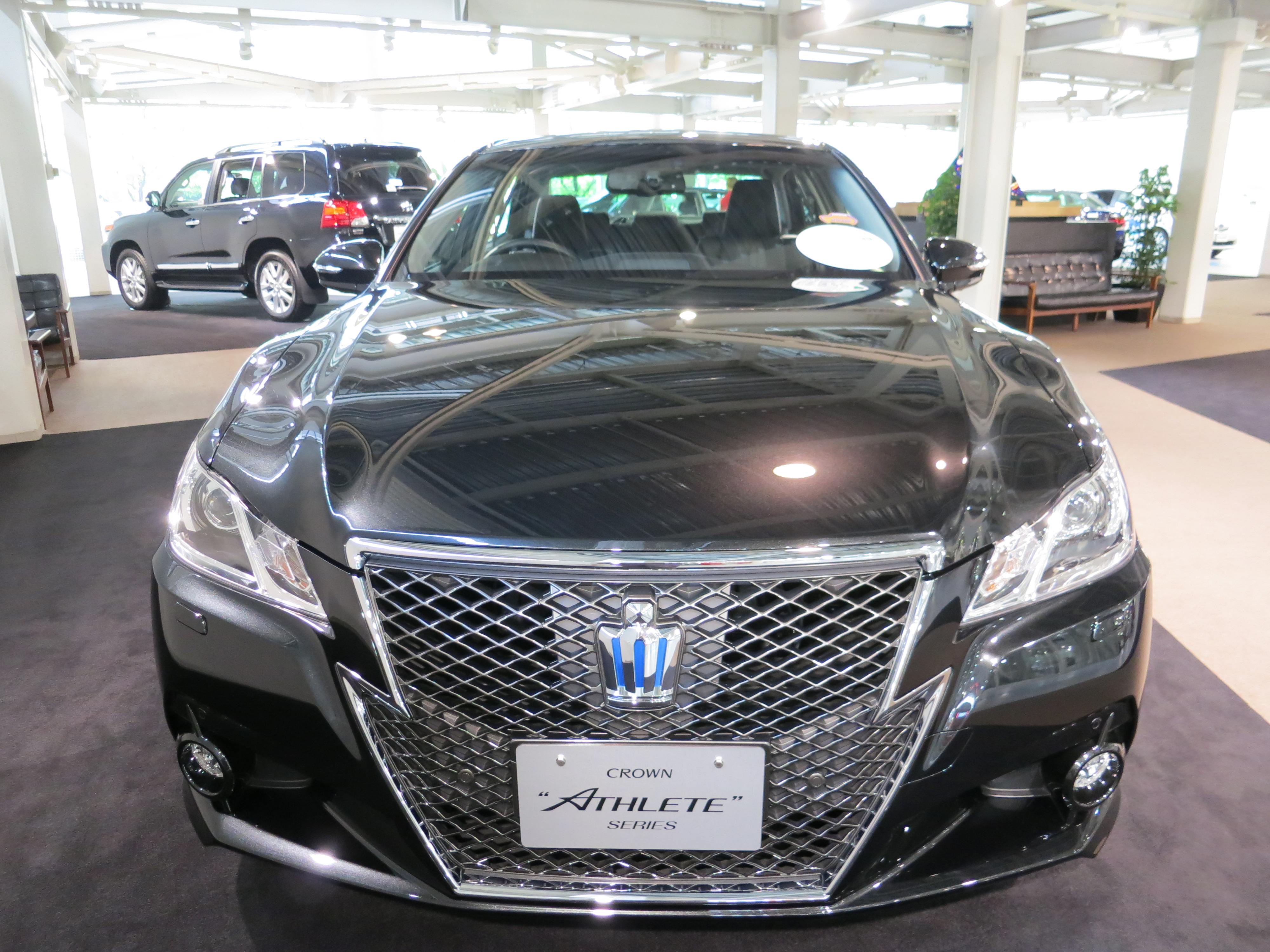 toyota crown athlete 2 5a hybrid   autolink holdings