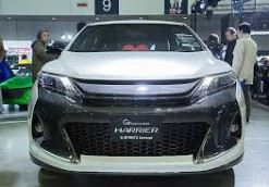 Toyota harrier GS (3)
