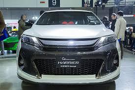 Toyota harrier GS (3)