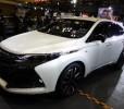 Toyota harrier GS (5)