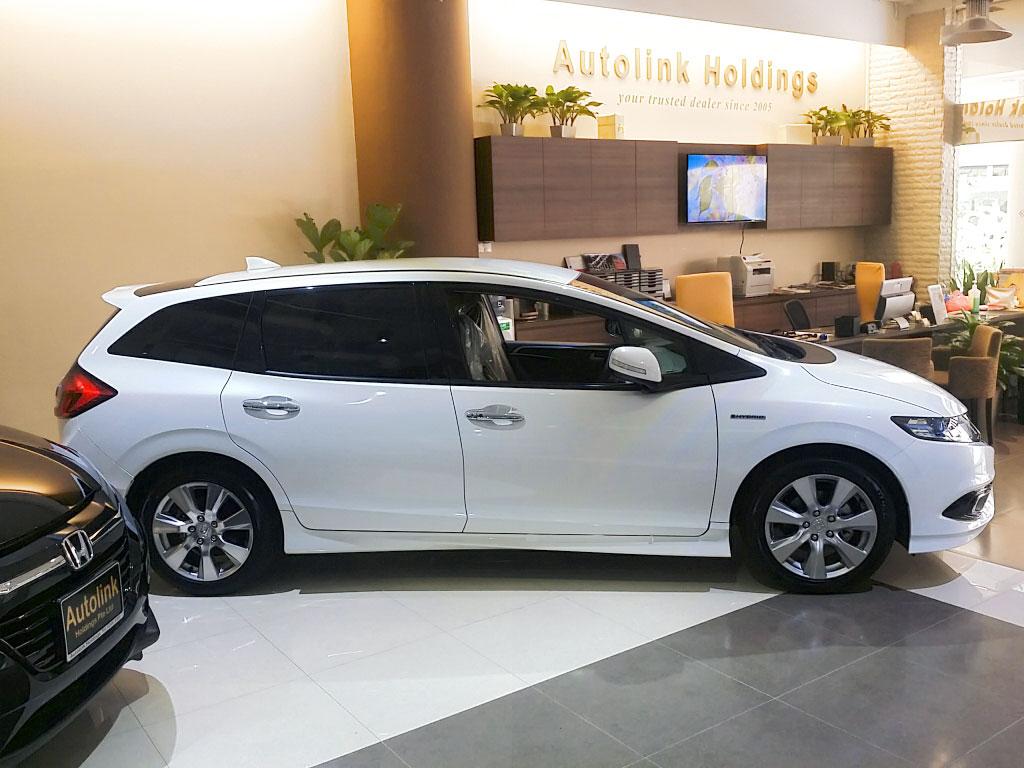 2018 Honda Odyssey Singapore >> Honda Jade Hybrid - Autolink Holdings