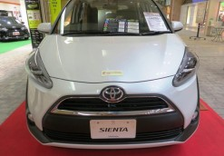 SIENTA G PETROL WITH LED LIGHTS  (1)
